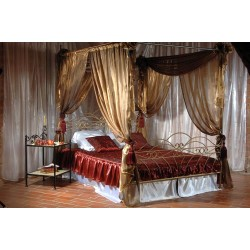 King bed Wiking 160x200