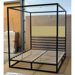 Olimp 160x200 with canopy