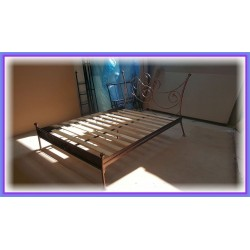Aurelia 180x200 with low footboard with blind