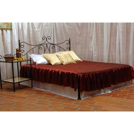 Erica 120x200 with low footboard