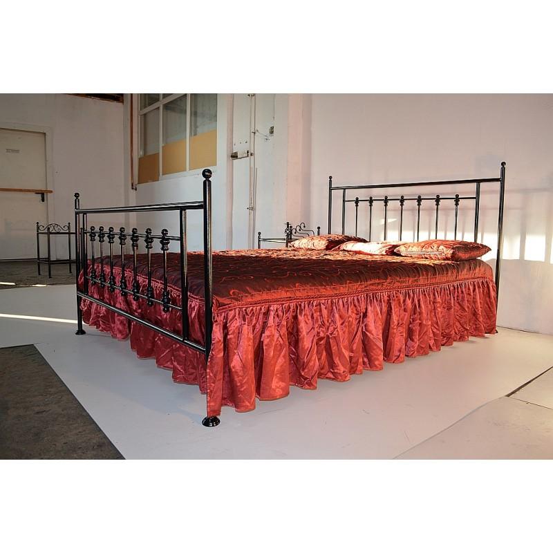 frederick 140x200. Black Bedroom Furniture Sets. Home Design Ideas